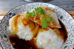 蒸的肉圓?少了油膩,多了米食香味-中華料理