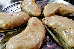 滿滿芋頭香的濃濃古早味,蒸的煎的都好吃-中華料理