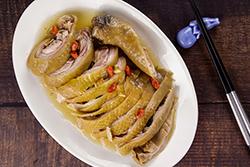 四種清爽雞-中華料理