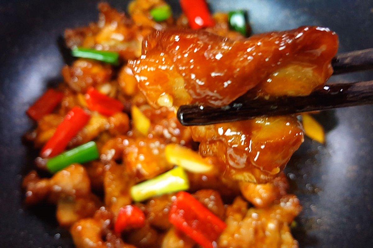 經典下飯左宗棠雞