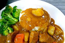 就是愛吃咖哩飯!吃不膩的好滋味∼-中華料理
