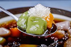 四種必學芋圓地瓜圓-中華料理