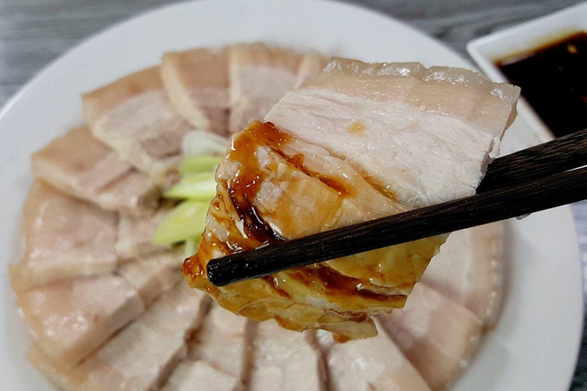 清爽五花肉