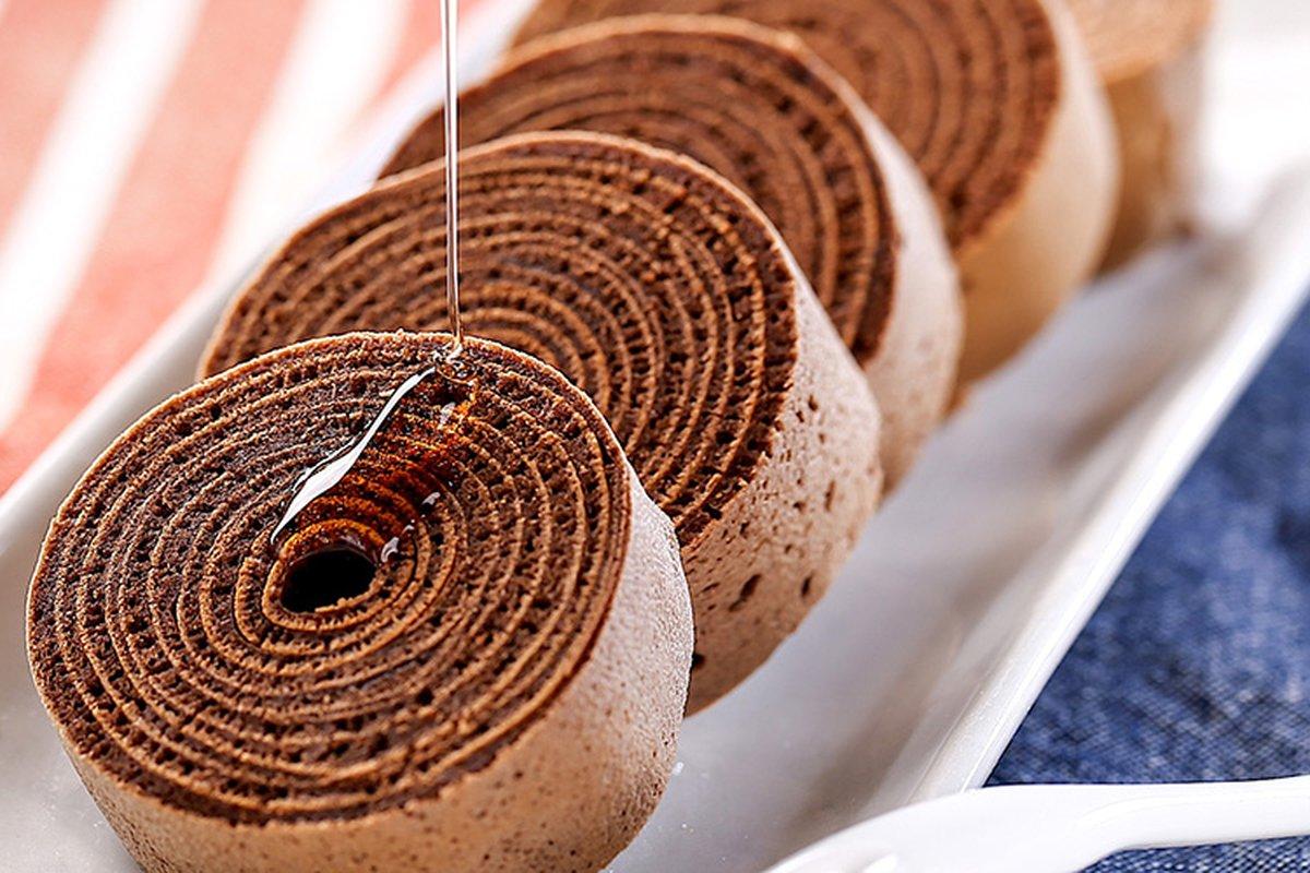 靠這個秘密武器,年輪蛋糕變簡單了!