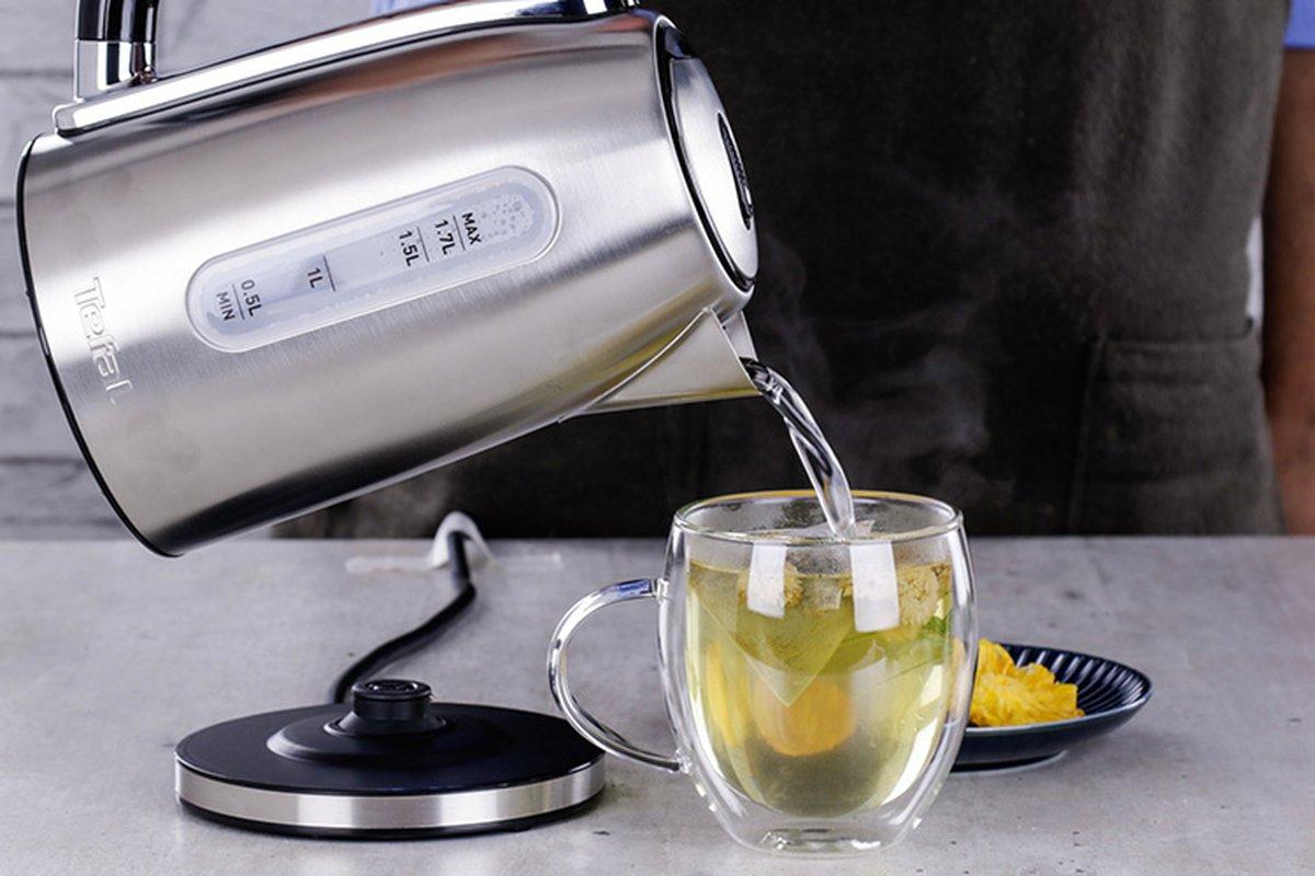 讓電水壺教你煮茶泡咖啡