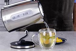 讓電水壺教你煮茶泡咖啡-中華料理