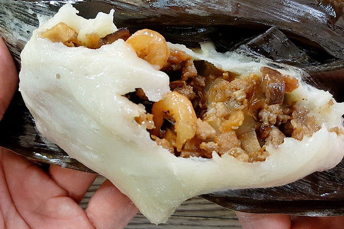客家粿粽,神奇美味大結合。
