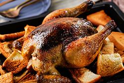 四道烤雞-中華料理