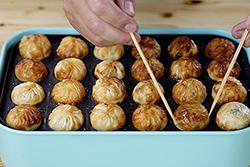 水餃皮可以這樣用-中華料理