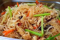 涼拌粉絲-中華料理