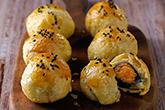原來蛋黃酥可以這麼簡單!