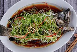 掌握撇步,每次蒸魚都成功-中華料理
