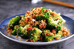花椰菜還可以這樣變化!-中華料理
