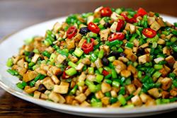 原來蒼蠅頭可以有這麼多變化!-中華料理