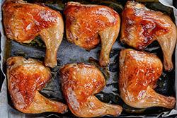 自己就可以做出專業級蜜汁雞腿!-中華料理