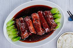 經典名菜家常做法!無錫排骨-中華料理