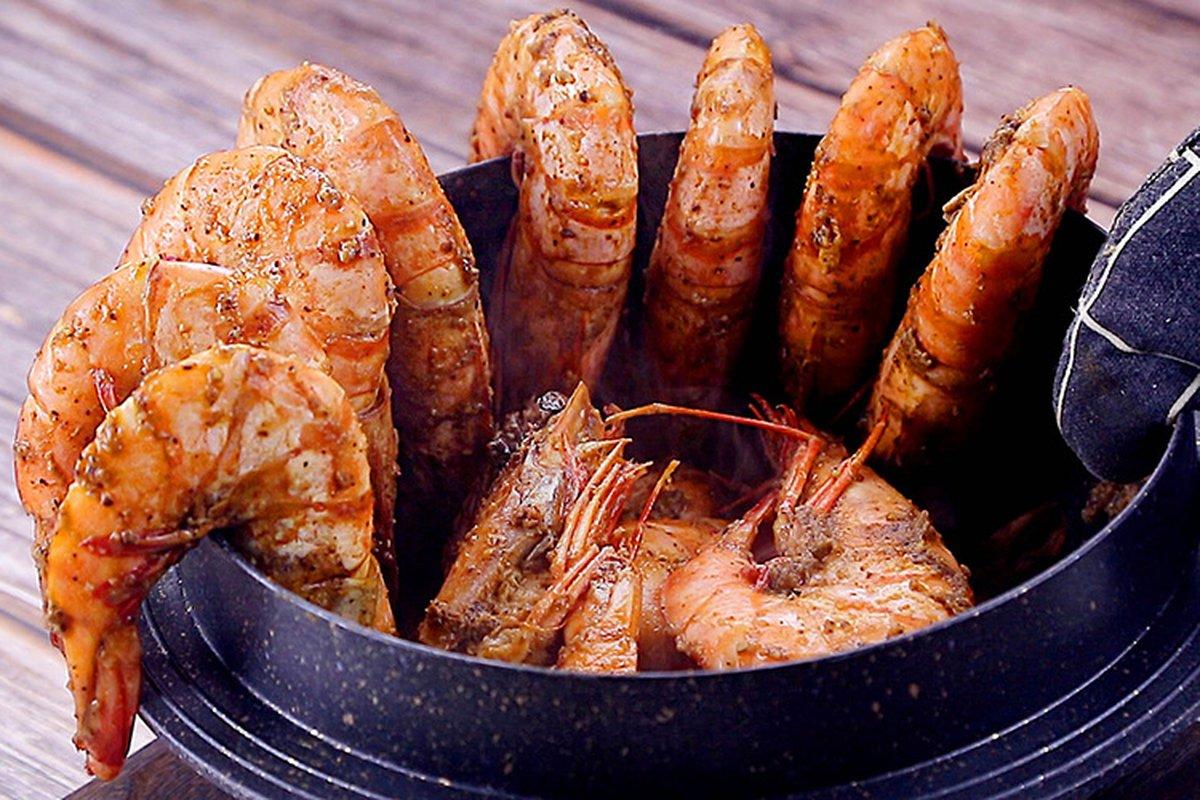 四種澎湃蝦料理,一次收錄!