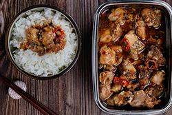 萬用鍋有壓力料理更快速-中華料理