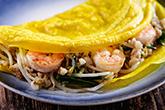 你吃過越式黃煎餅嗎?