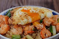 台南蝦仁飯,做法超乎你想像!-中華料理