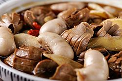 冬天吃麻油腰花最過癮-中華料理