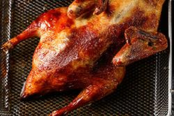 用氣炸烤箱烤鴨!