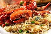 簡單料理,快速蒸煮,龍蝦粉絲煲