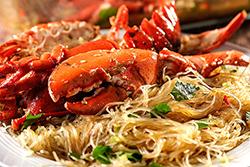 簡單料理,快速蒸煮,龍蝦粉絲煲-中華料理