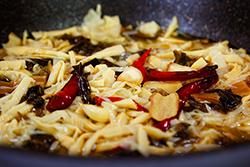 滷筍絲四季都下飯的家常備用菜!-中華料理
