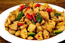 雞丁不柴,辣得夠味。撇步通通在這裡-中華料理