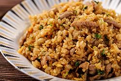 四種必學人氣炒飯-中華料理