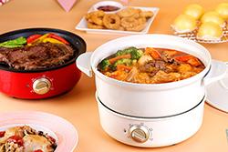 有了這個鍋,各種料理輕鬆變化。-中華料理