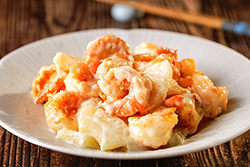 四種超夯蝦仁料理,一鍋到底-中華料理