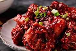 萬用鍋蒸排骨-中華料理