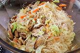生麵直接下鍋更好吃!
