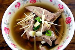 豬肝湯軟嫩秘訣-中華料理