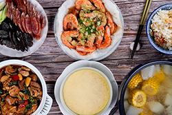 萬用鍋做菜-中華料理