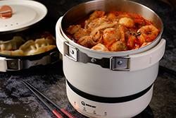 可以摺疊的神奇煎煮鍋!-中華料理