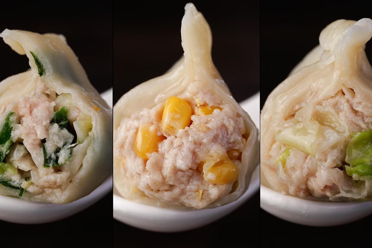好吃黑豬肉水餃,這樣吃更讚!-中華料理