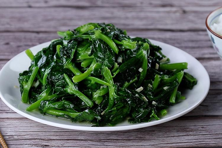 青菜要好吃,火候是關鍵!