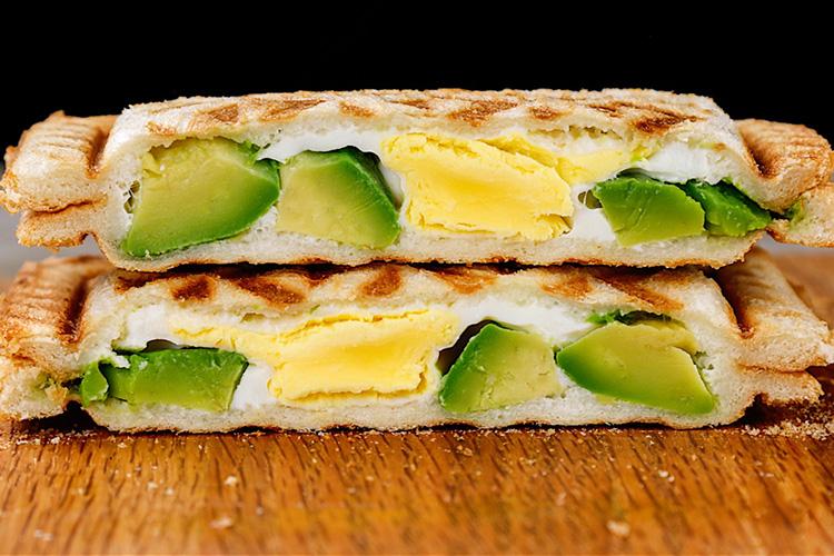 十大人氣三明治!