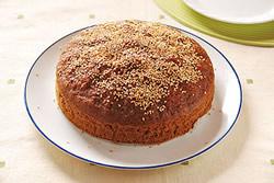 蒸出美味的黑糖糕-烘焙