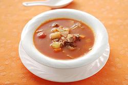 料多味美的羅宋湯-西式料理