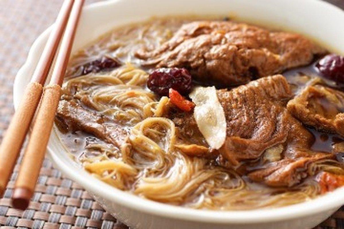 素當歸麵線-中華料理