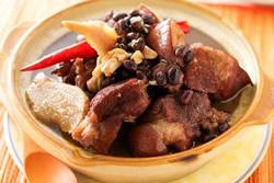 黑豆豬腳-中華料理