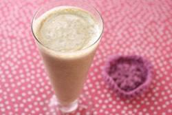 綠豆沙牛奶-冰品飲料