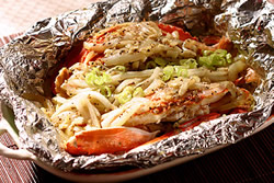 奶油螃蟹與螃蟹的處理
