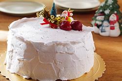 聖誕節蛋糕裝飾-烘焙