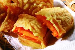 炸地瓜餅-中華料理