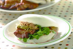 麗珠媽媽的美味割包-中華料理